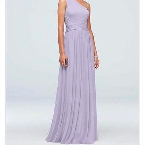 David's Bridal Bridesmaid Dress